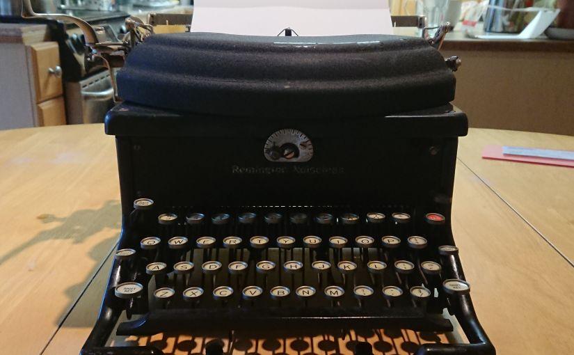 Get an Old Typewriter to WorkAgain