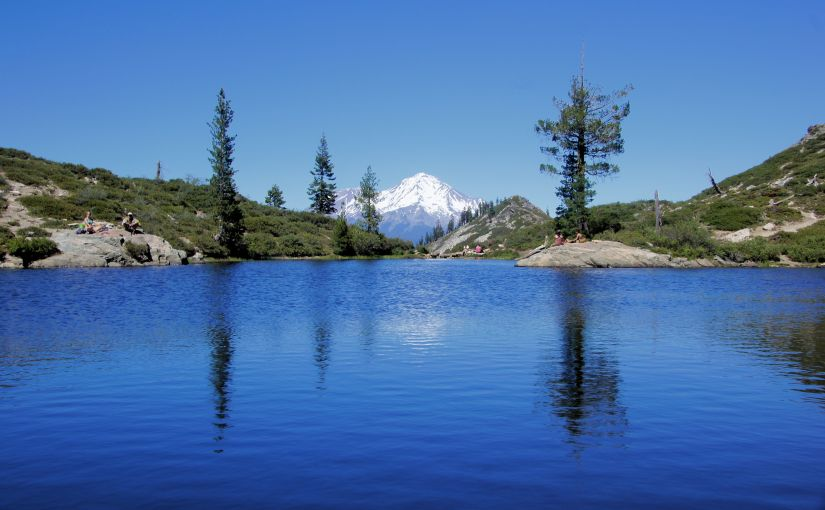 Our Favorite Mt. Shasta Lakes